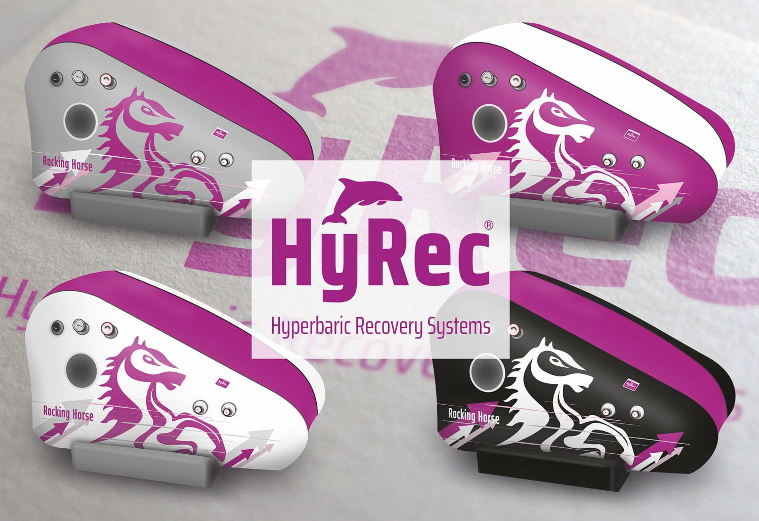 """Konzeptstudie """"Hyperbaric Recovery Systems"""""""